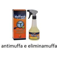 Detergente antimuffa spray elimina muffa dal muro muffe muffycid