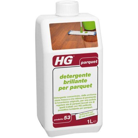 Detergente brillante per parquet - PRODOTTO 53 - HG 467100108