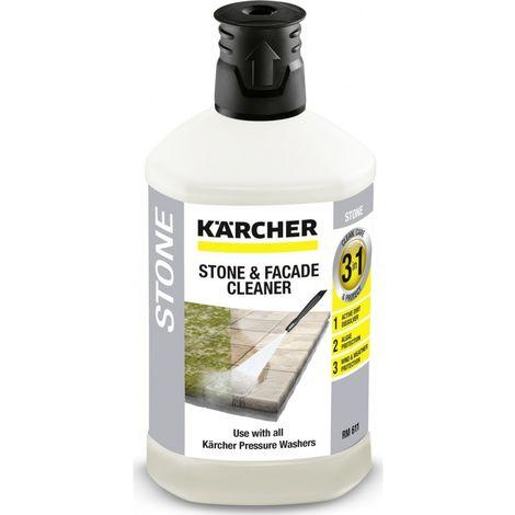Detergente Karcher per Pietre e Facciate 3 in 1 - 1L Per Idropulitrice