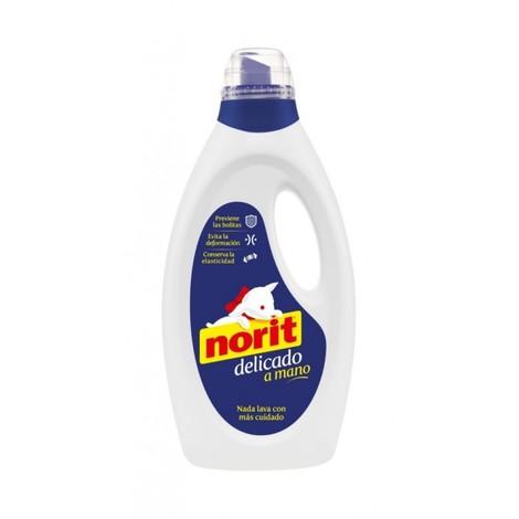Detergente limp liq lavado a mano del. 45 lav. norit 1.125 m