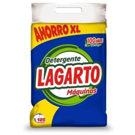 Detergente Limp Maquina 125 Lavados Saco Lagarto 10 Kg