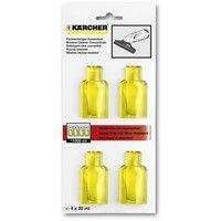 Detergente Limpiacristales Wv - KARCHER - 6295302 - 4X20 ML