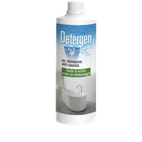 Detergente para bañera acrílico resistente al rayado metacril 01000501