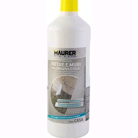 "Detergente per idropulitrice ""pietre e muri"" maurer plus"