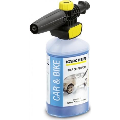 Detergente Schiumogeno Karcher CONNECT 'n' CLEAN Car Shampoo Edition Per Idropulitrice