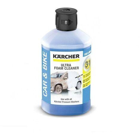 Detergente schiumogeno per auto e moto 3 in 1 Karcher 6.295-743.0