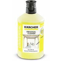 Detergente universale per idropulitrice karcher da 1 lt