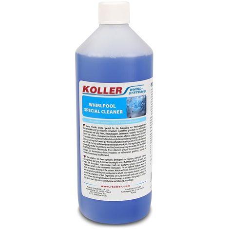 Detergentes Koller para bañeras hidromasaje