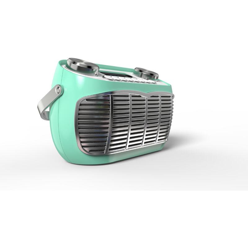 Image of Detroit DAB Radio UK GREEN