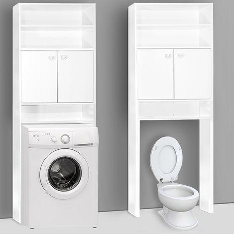 Deuba Badezimmerschrank Für Waschmaschine