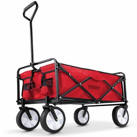 Deuba carro de mano plegable carrito plegable almacen transporte escoger color