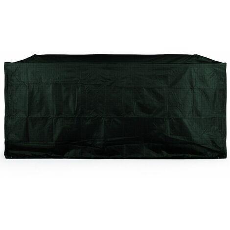 Deuba Cubierta para mesa de picnic de 180x95x76cm   Funda protectora resistente