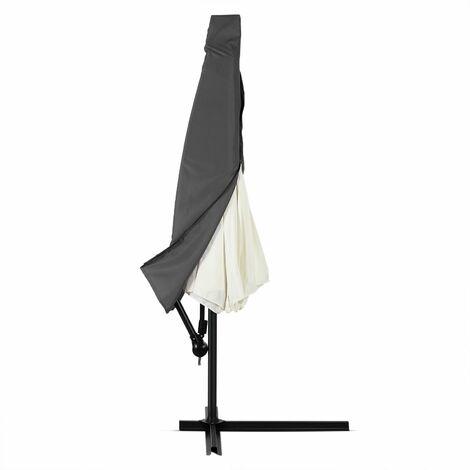 """main image of """"Deuba Funda de protección para sombrillas de Ø 2 m o 2,5 m - lona toldo impermeable protección - color a elegir"""""""