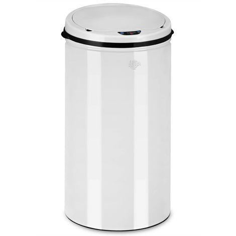 Deuba Sensor Mülleimer 56 Liter Abfalleimer Küche mit LED ...