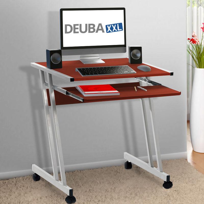 Deuba Small Computer Desk Pc Table Study Home Office Work
