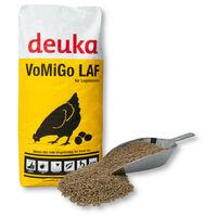Deuka VoMiGo Legehennen Allein Futter gek 25kg geg. Vogelmilbe Legemehl Körner