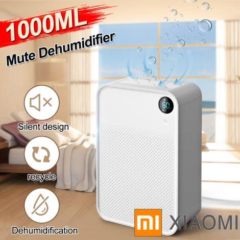 Deumidificatore muto domestico Xiaomi 220V 90W 1080ml / giorno 1L asciugatrice umidità 3 modalità LAVENTE