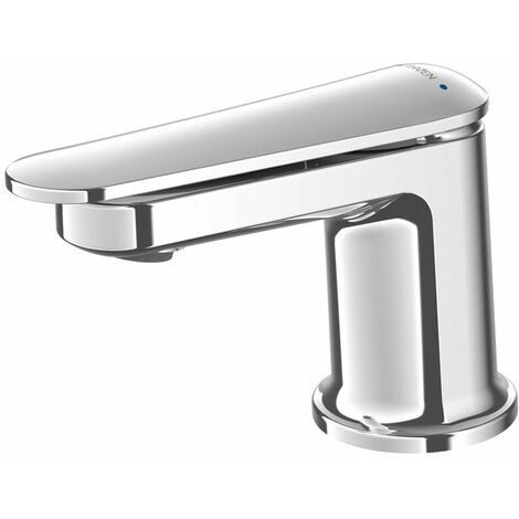 Deva Aio Mini Basin Mixer Tap - Chrome
