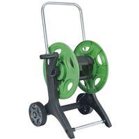 Dévidoir à manivelle sur roue pour tuyau