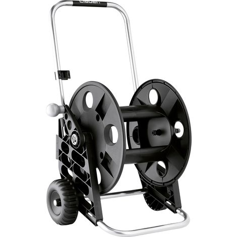 Dévidoir de tuyau d'arrosage - Genius 60 - Claber