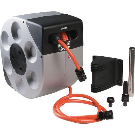 Dévidoir de tuyau d'arrosage Rotoroll® - Enrouleur automatique - Avec tuyau de 20 m de longueur