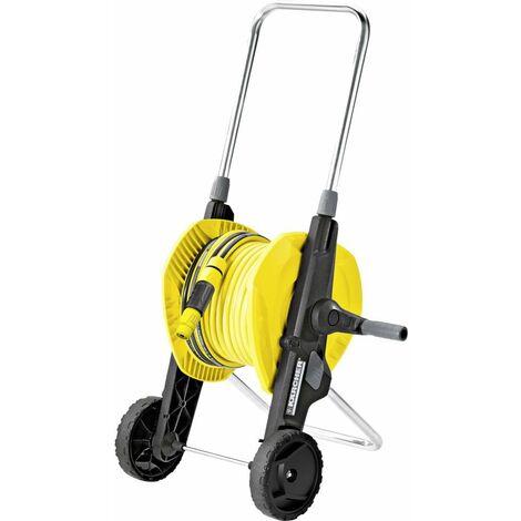 Dévidoir de tuyau de jardin sur roues 20 m Kärcher HT 3.420 KIT 2.645-166.0 jaune, noir 1 pc(s)