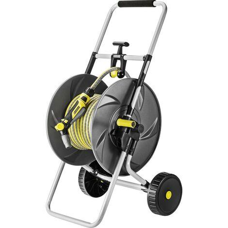 Dévidoir de tuyau de jardin sur roues 20 m Kärcher HT 80 M / KIT 2.645-043.0 jaune, gris 1 pc(s)