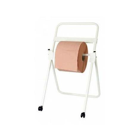 Devidoir enrouleur de papier bobine PRO sur roue
