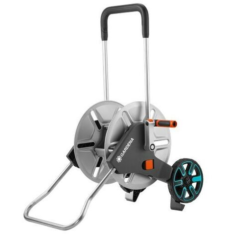Dévidoir métal sur roues Aquaroll M Gardena 18541-20