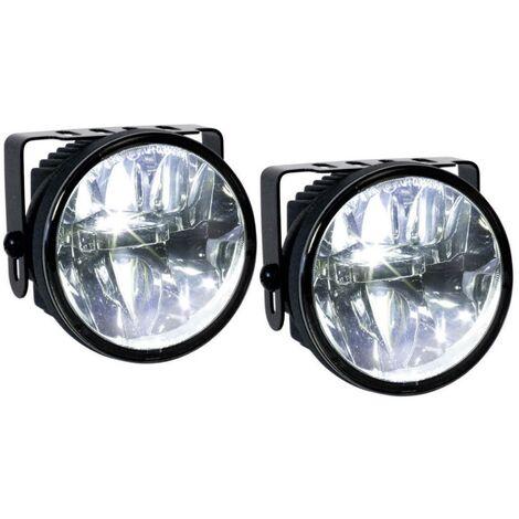 Devil Eyes 610767 Tagfahrlicht LED (Ø x L) 77mm x 65mm X46115