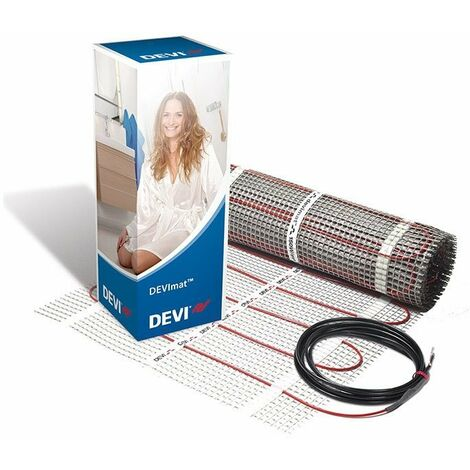 DEVImat 200W/m2 DTIF-200 4.90m2 980W Underfloor Heating Mat