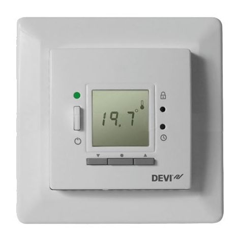 DEVIreg 535 Programmable Thermostat (White)