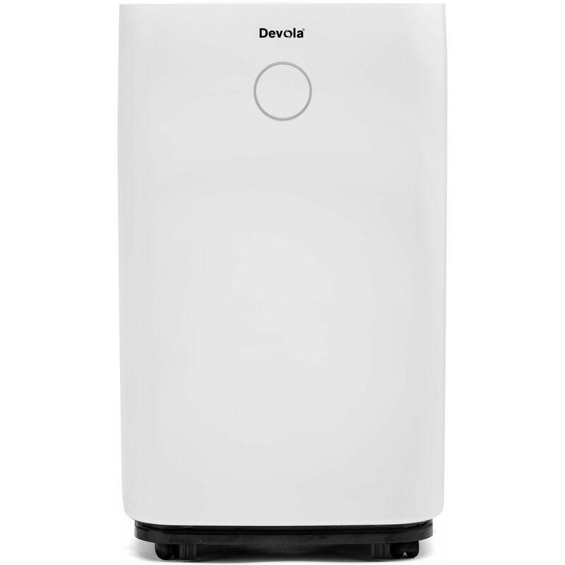 Image of 20L Compressor Dehumidifier With HEPA Filter & Wi-Fi - DV20LWF - Devola