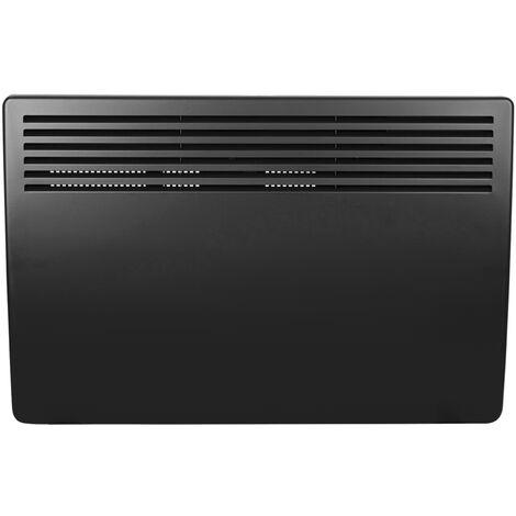 Devola Eco 1.5kw Panel Heater With 24hr/7 Day Timer - DVM15B
