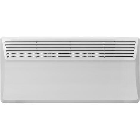 Devola Eco Contour 2kw Panel Heater With 24hr/7 Day Timer - DVS2000W