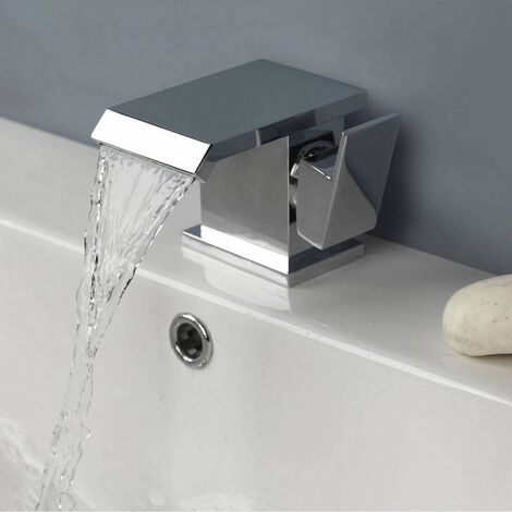DEVON WATERFALL BASIN MONO MIXER TAP