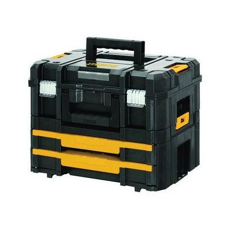 DeWalt 170702 TSTAK Tool Box Combo Set II + IV