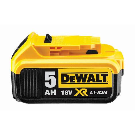 "main image of ""DeWALT 18V / 5 Ah Batteria - DCB184-XJ"""