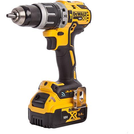DeWalt 18V Brushless Combi Hammer Drill T4TKIT-1210