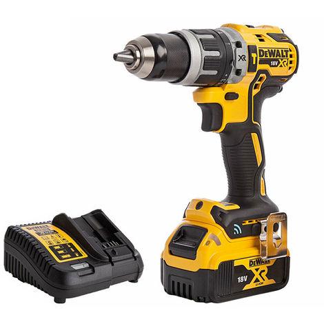 DeWalt 18V Brushless Combi Hammer Drill T4TKIT-661