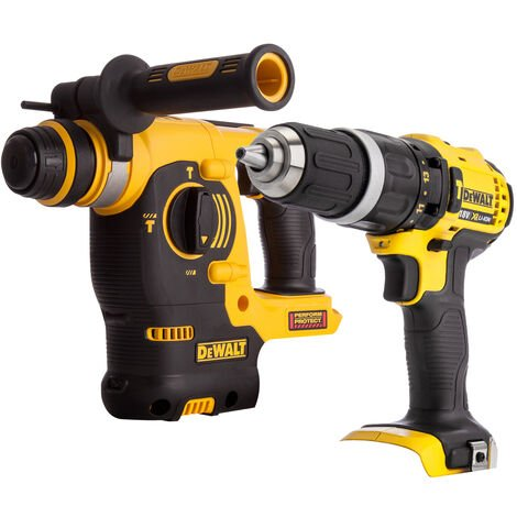 DeWalt 18V Cordless SDS Plus Hammer Drill 18V Combi Drill Cordless