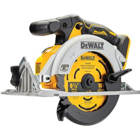 DeWalt 18v DCS565N XR Brushless Compact 165mm Circular Saw DCS565N-XJ Bare Tool