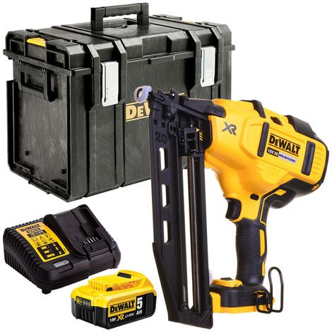DeWalt 18V Second Fix Nailer Brushless Cordless T4TKIT-1095