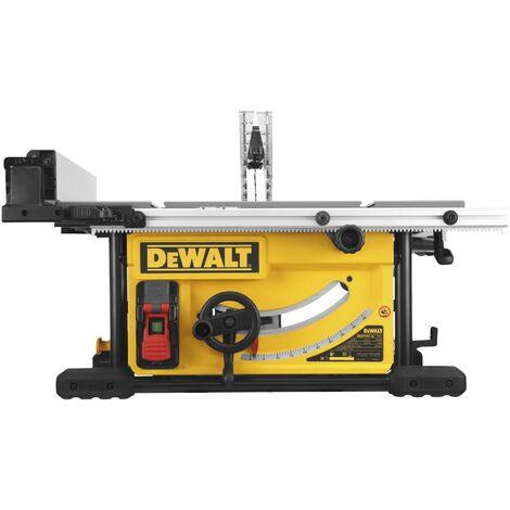 """main image of """"DeWALT Banco sega 250 mm - DWE7492-QS"""""""