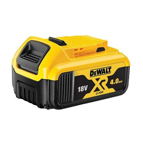 DEWALT Batterie DCB182 Li ion 18 V 4,0 Ah