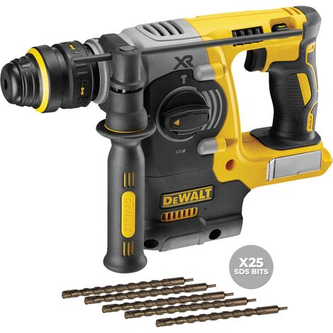 Dewalt Brushless SDS+ Rotary Hammer Drill & Bit Bundle
