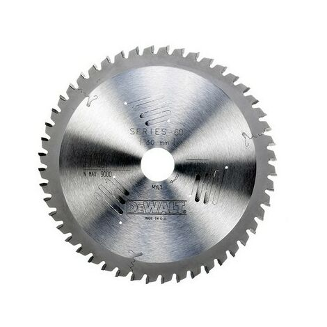 DeWalt Circular Saw Blade Series 40 216 x 30 x 80 Teeth