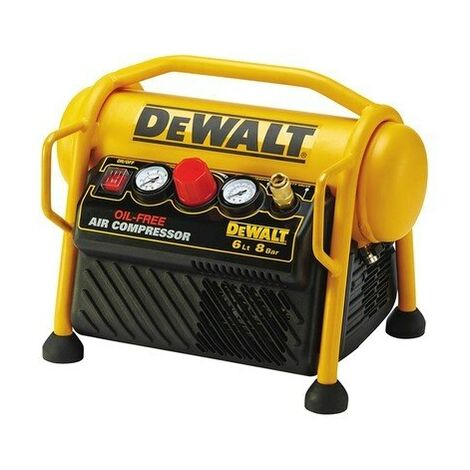 Dewalt COMPRESSEUR A AIR DPC6MRC 6L portable