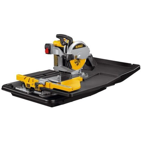 Dewalt D24000 Wet Tile Saw 110 Volt