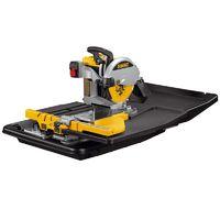 DeWalt D24000 Wet Tile Saw with Slide Table 1600 Watt 240 Volt